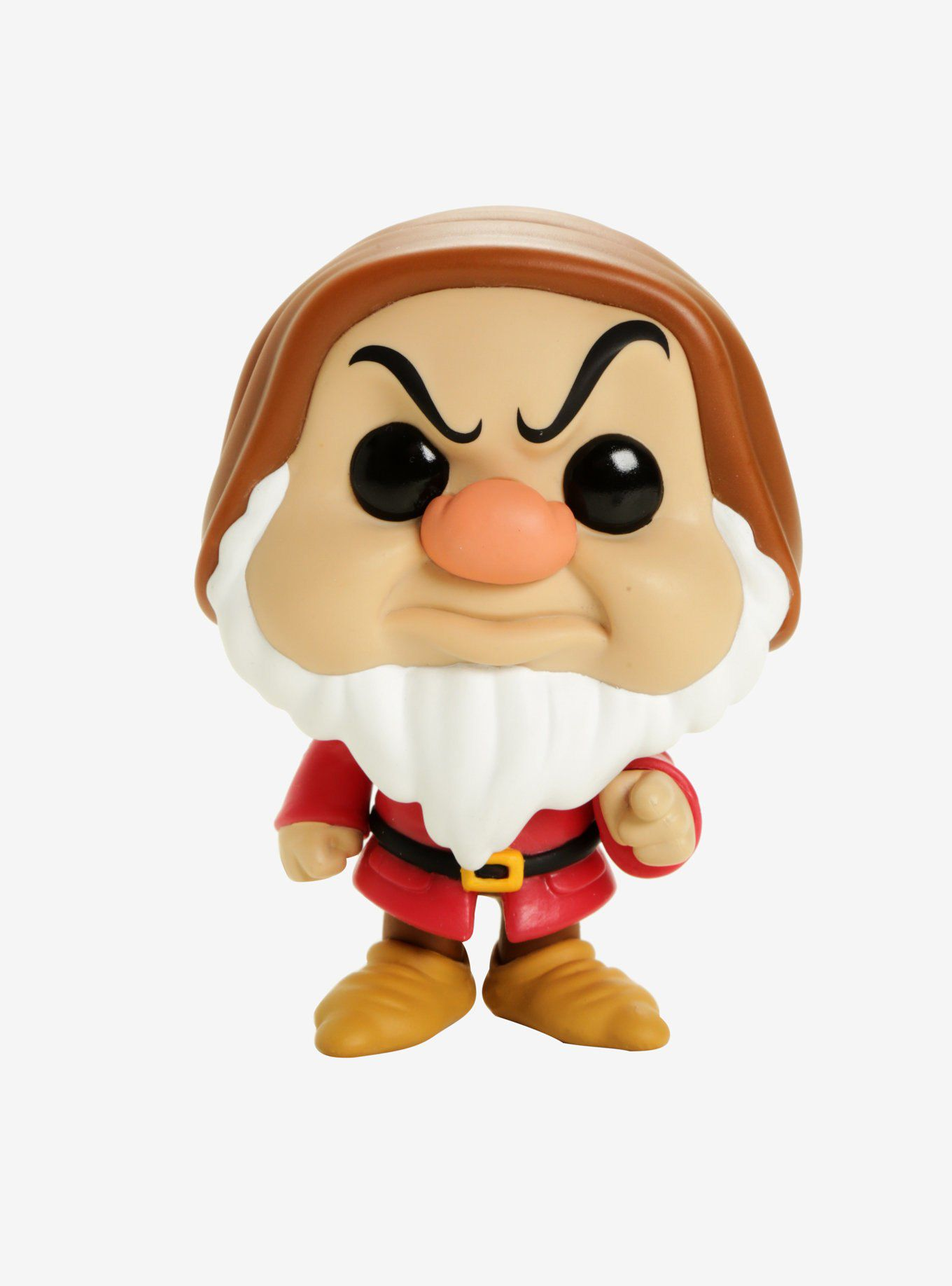 Grumpy #345 ( Zangado ) - Snow White ( Branca de Neve ) - Funko Pop! Disney