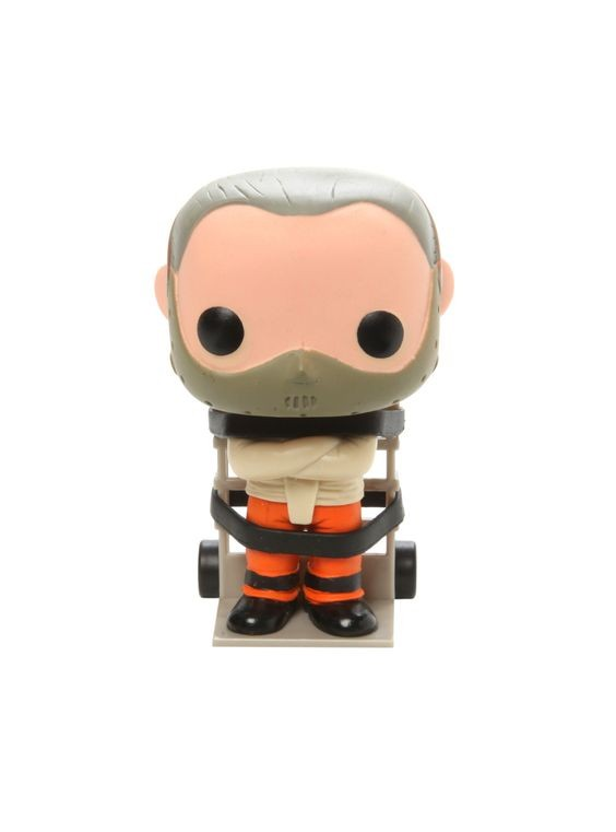 Hannibal Lecter #25 - The Silence of The Lambs (Silêncio dos Inocentes) - Funko Pop! Movies