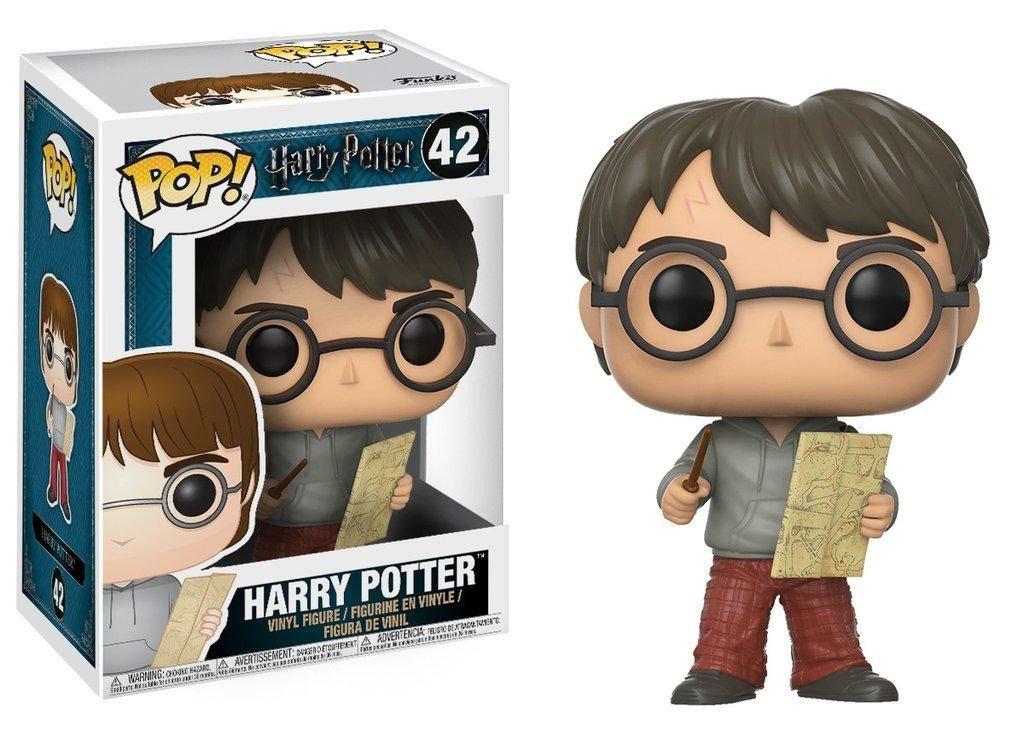 Harry Potter Marauder's Map #42 ( Mapa do Maroto ) - Funko Pop!