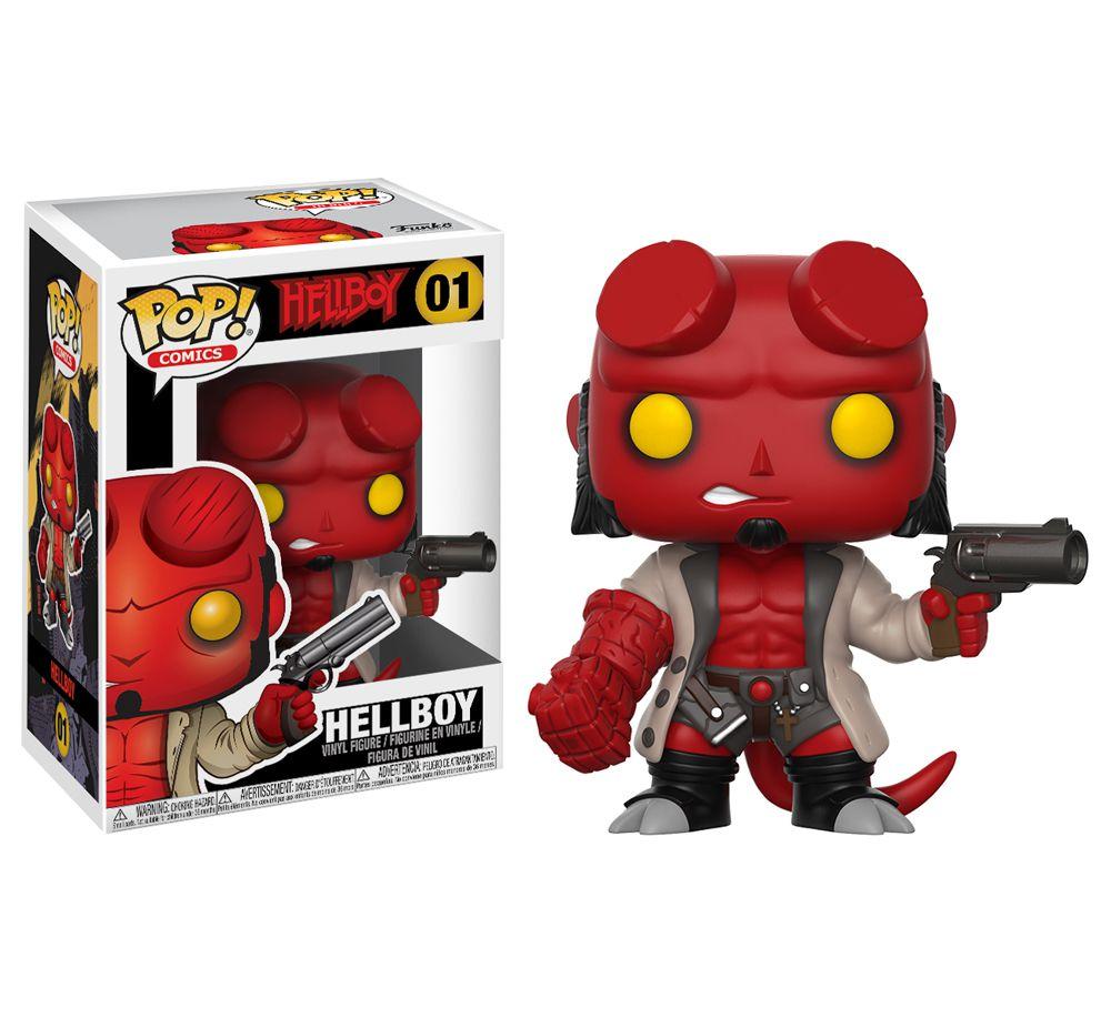 Hellboy #01 - Funko Pop! Comics