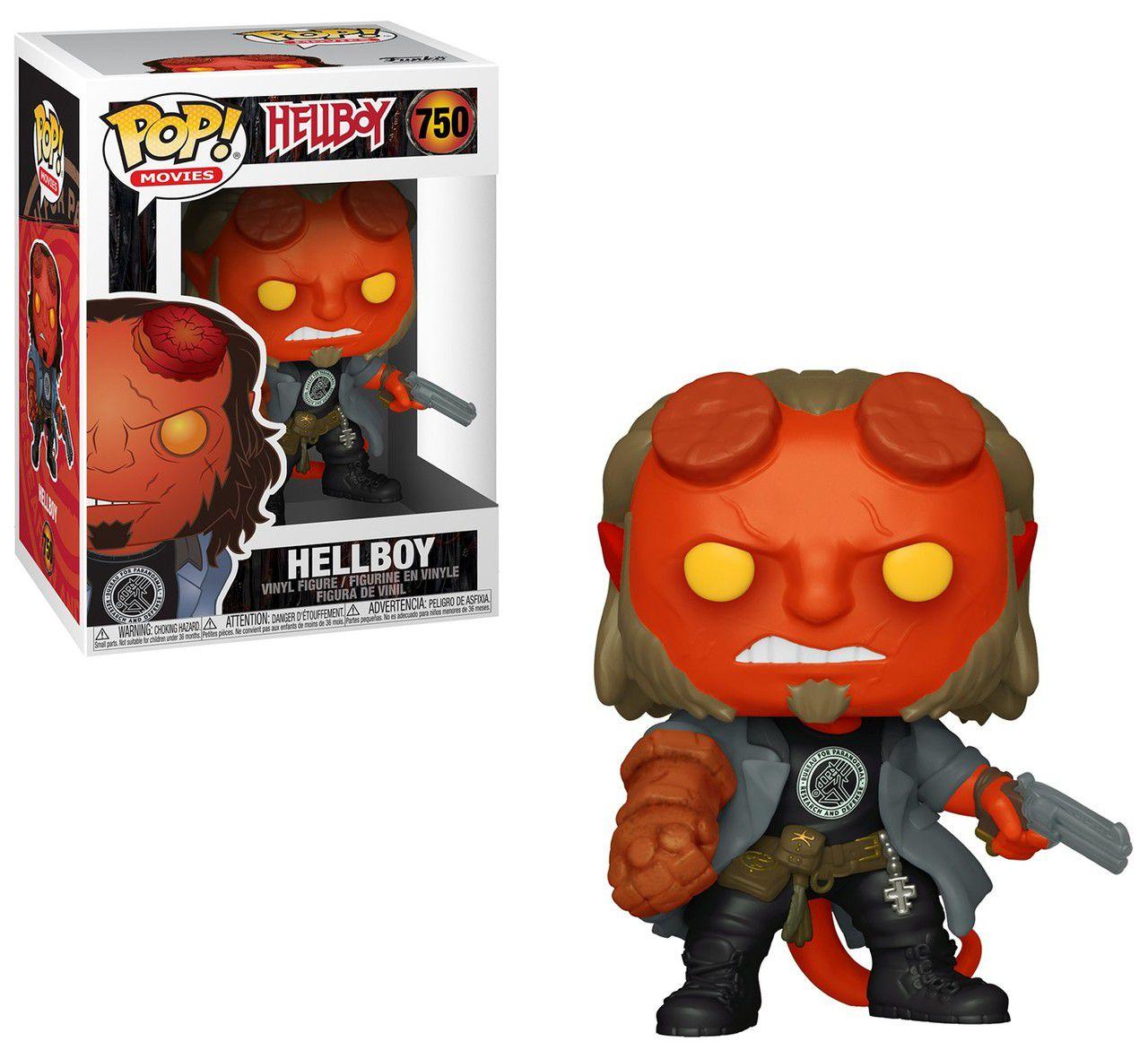 Hellboy #750 - Funko Pop! Movies