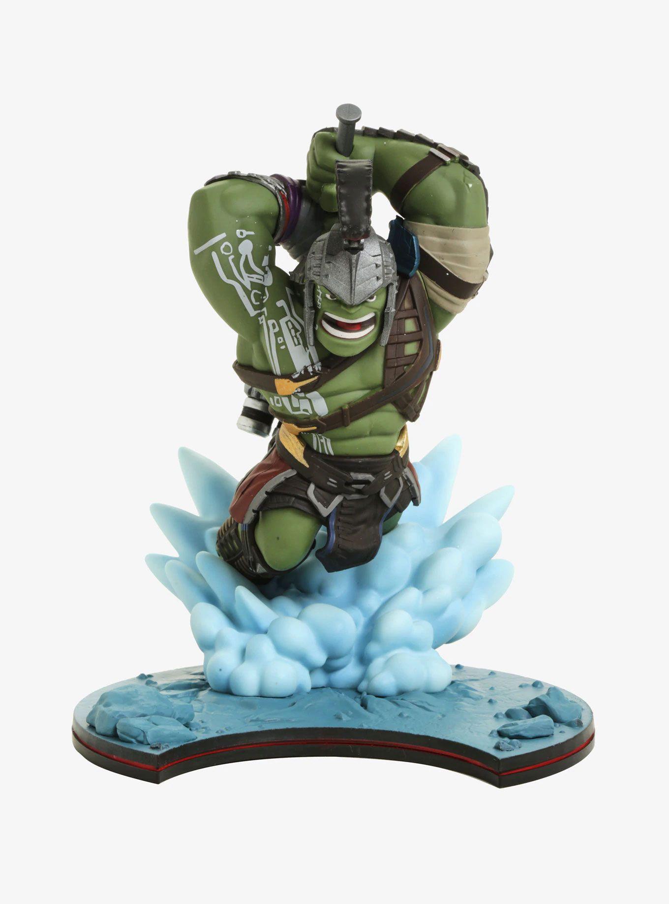 Hulk - Thor Ragnarok - Q-Fig Max - Quantum Mechanix