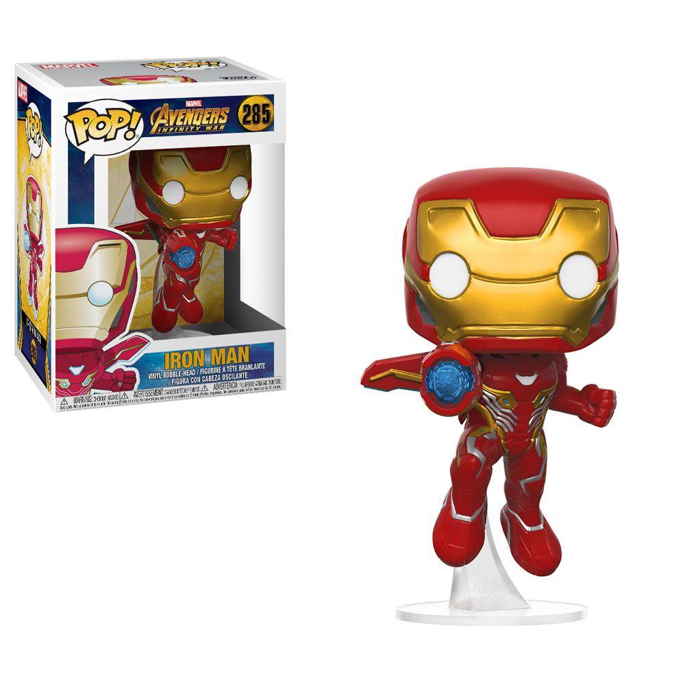 Iron Man #285 ( Homem de Ferro ) - Avengers Infinity War (Vingadores Guerra Infinita) - Funko Pop! Marvel