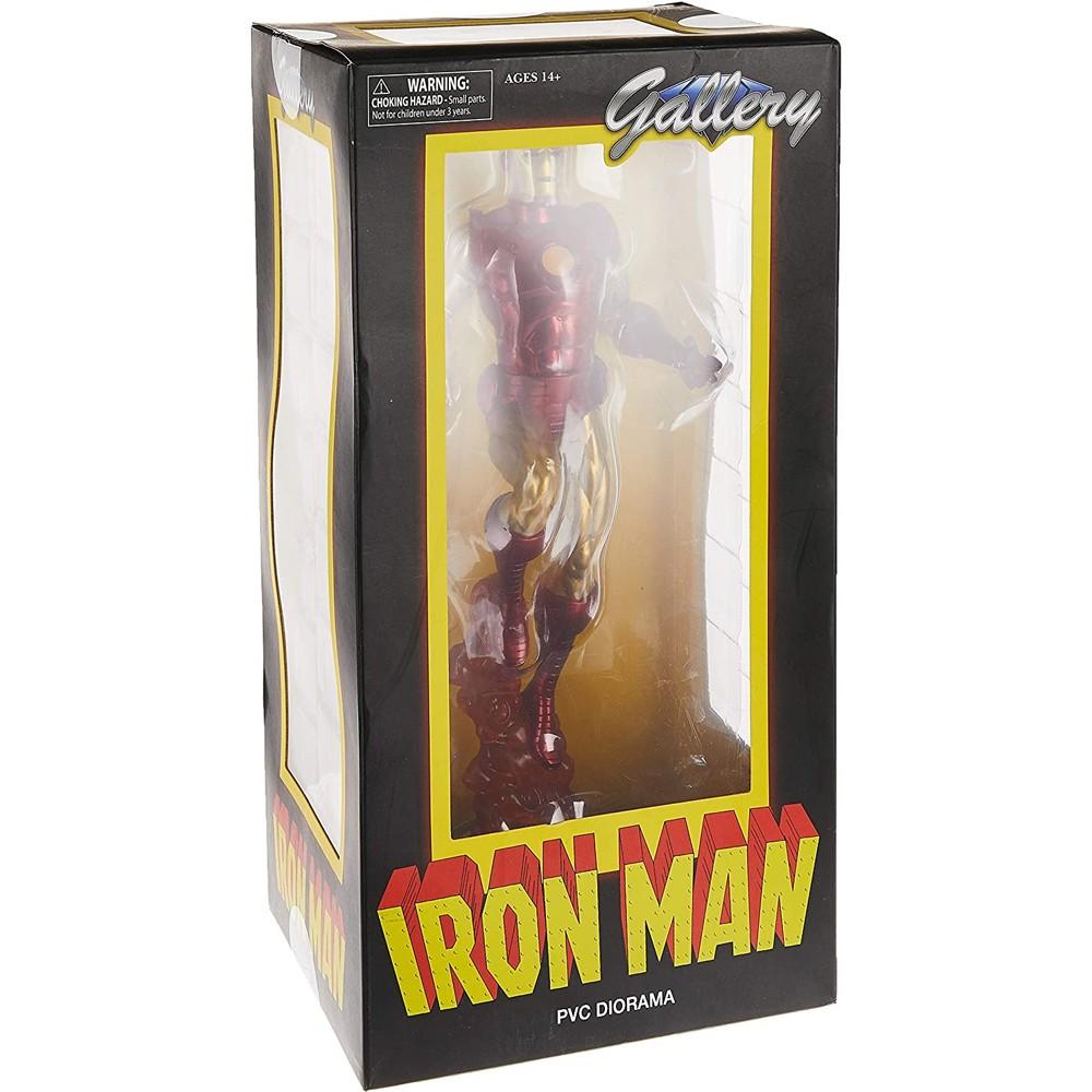 Iron Man (Homem de Ferro) - Marvel Gallery - Diamond Select Toys