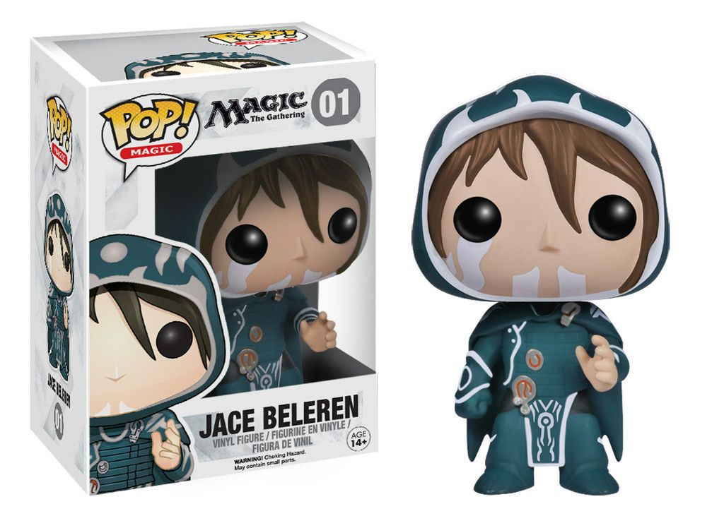 Jace Beleren #01 - Magic The Gathering - Funko Pop! Magic
