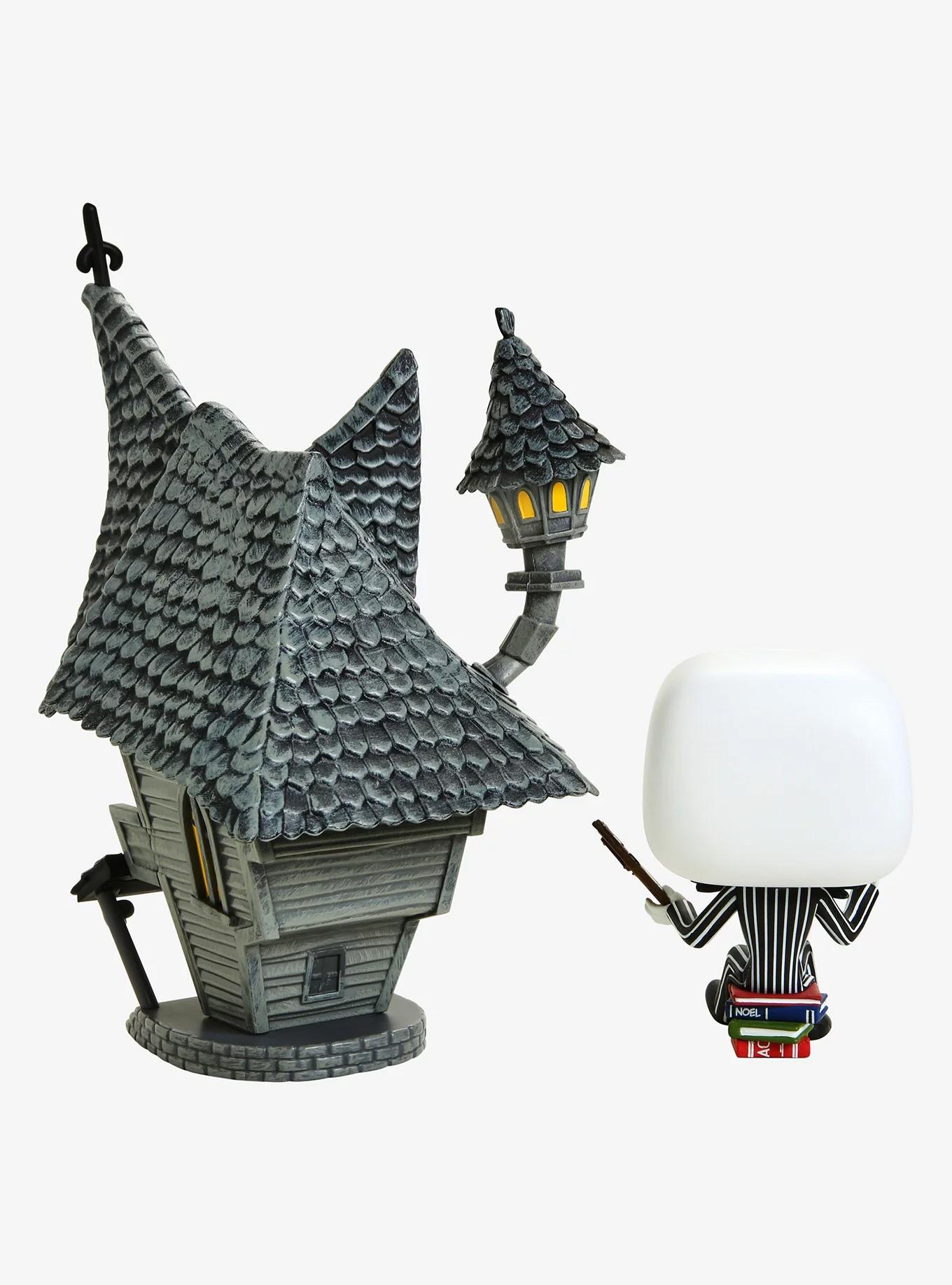 Jack Skellington & Jack's House #07 - The Nightmare Before Christmas - Funko Pop! Town