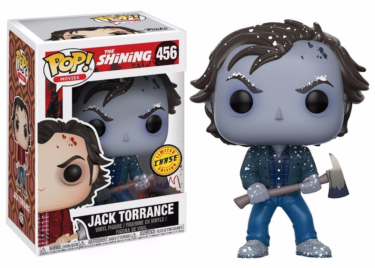 Jack Torrance #456 - The Shining ( O Iluminado ) - Funko Pop! Movies Chase