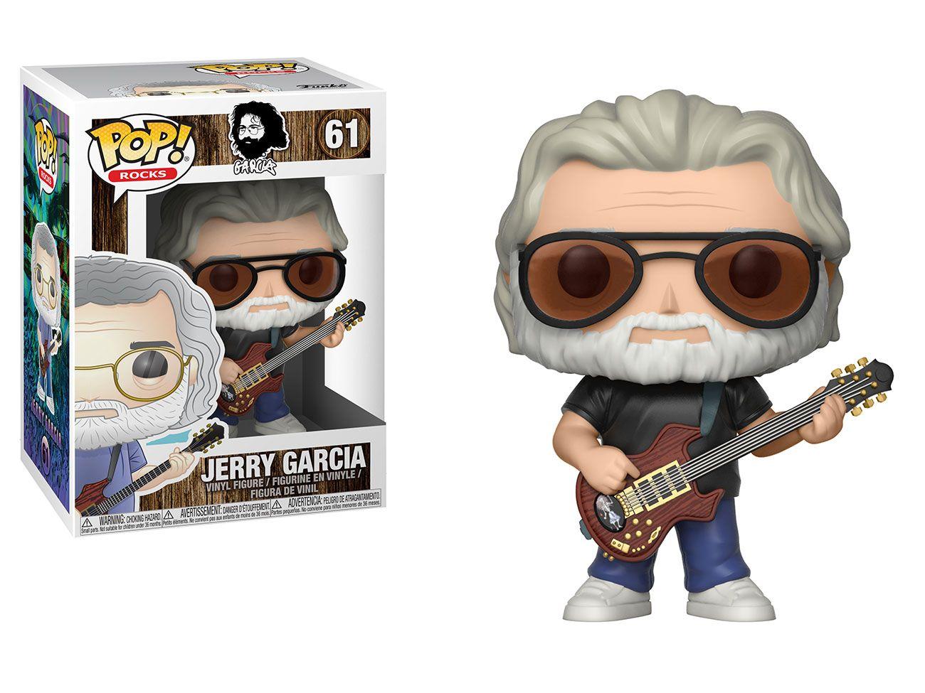 Jerry Garcia #61 - Grateful Dead - Funko Pop! Rock