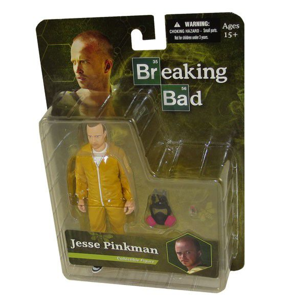 Jesse Pinkman - Breaking Bad - Mezco