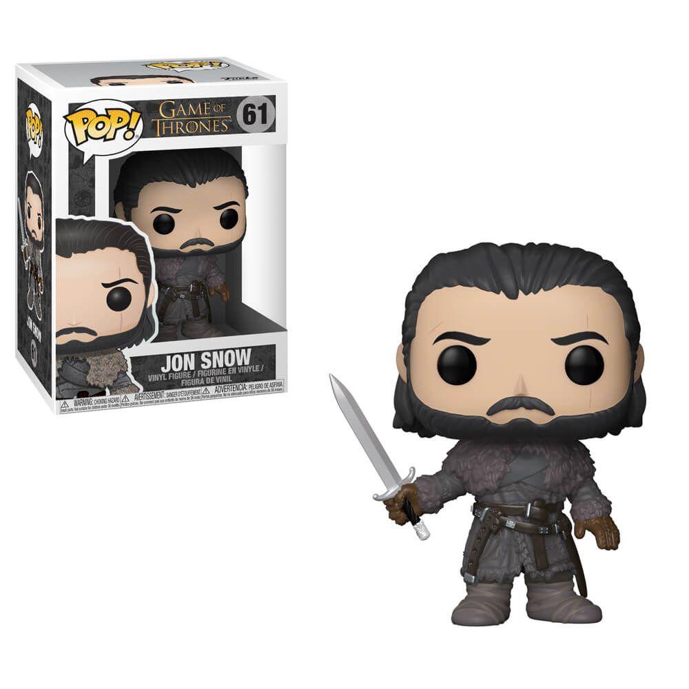 Jon Snow #61 - Game of Thrones - Funko Pop!