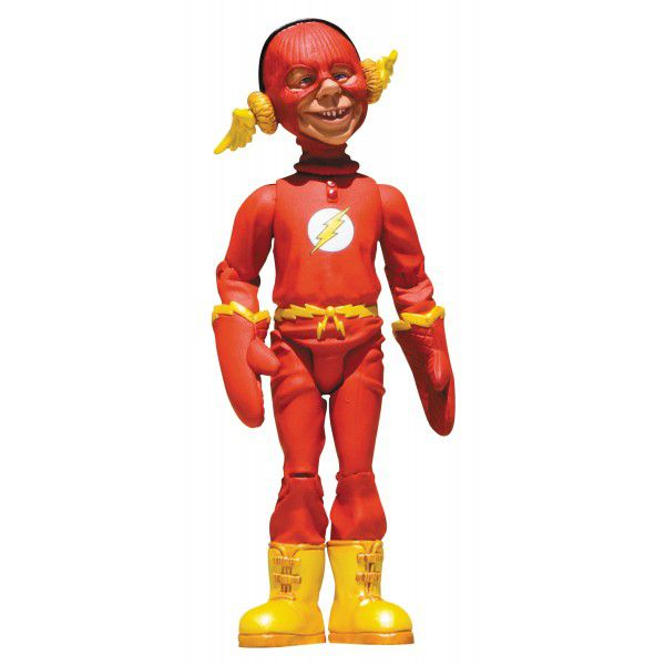 Just-Us League of Stupid Heroes Series 2 - MAD - DC Collectibles