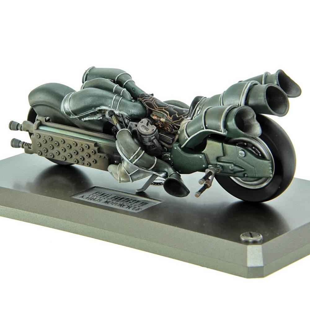 Kadaj's Motorcycle ( Moto ) - Final Fantasy 7 - Mechanical Arts - Square Enix