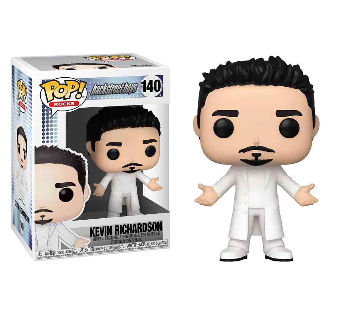 Kevin Richardson #140 - Backstreet Boys - Funko Pop! Rocks
