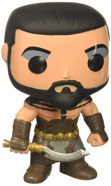 Khal Drogo #04 - Game of Thrones - Funko Pop! Television