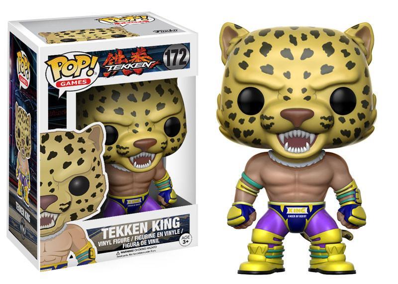 King #172 - Tekken - Funko Pop! Games