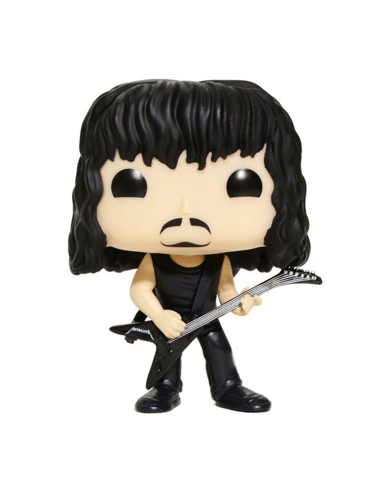 Kirk Hammett #59 - Metallica - Funko Pop! Rocks