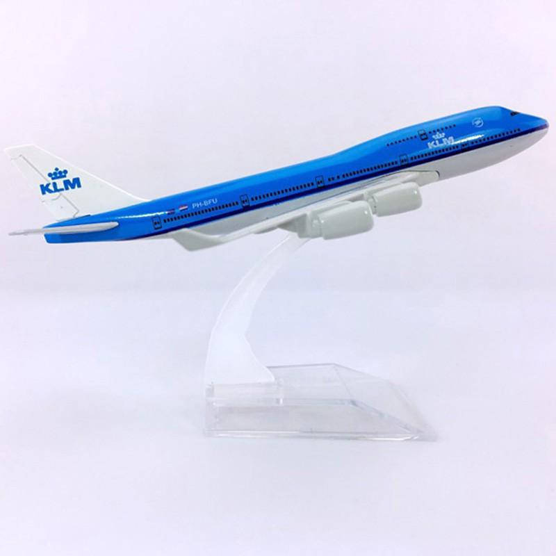 KLM - Boeing 747