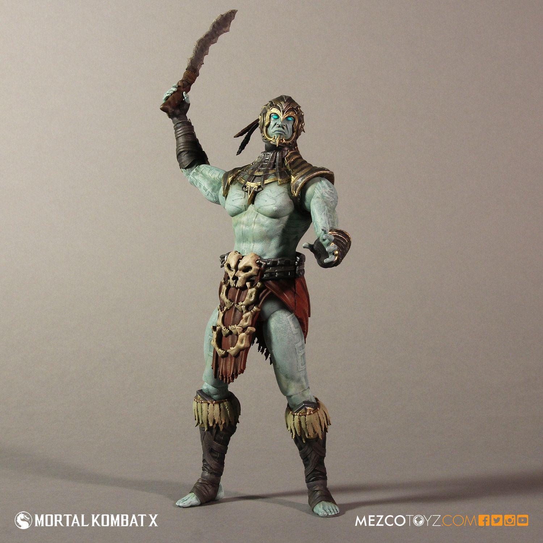 Kotal Kahn - Mortal Kombat X - Mezco