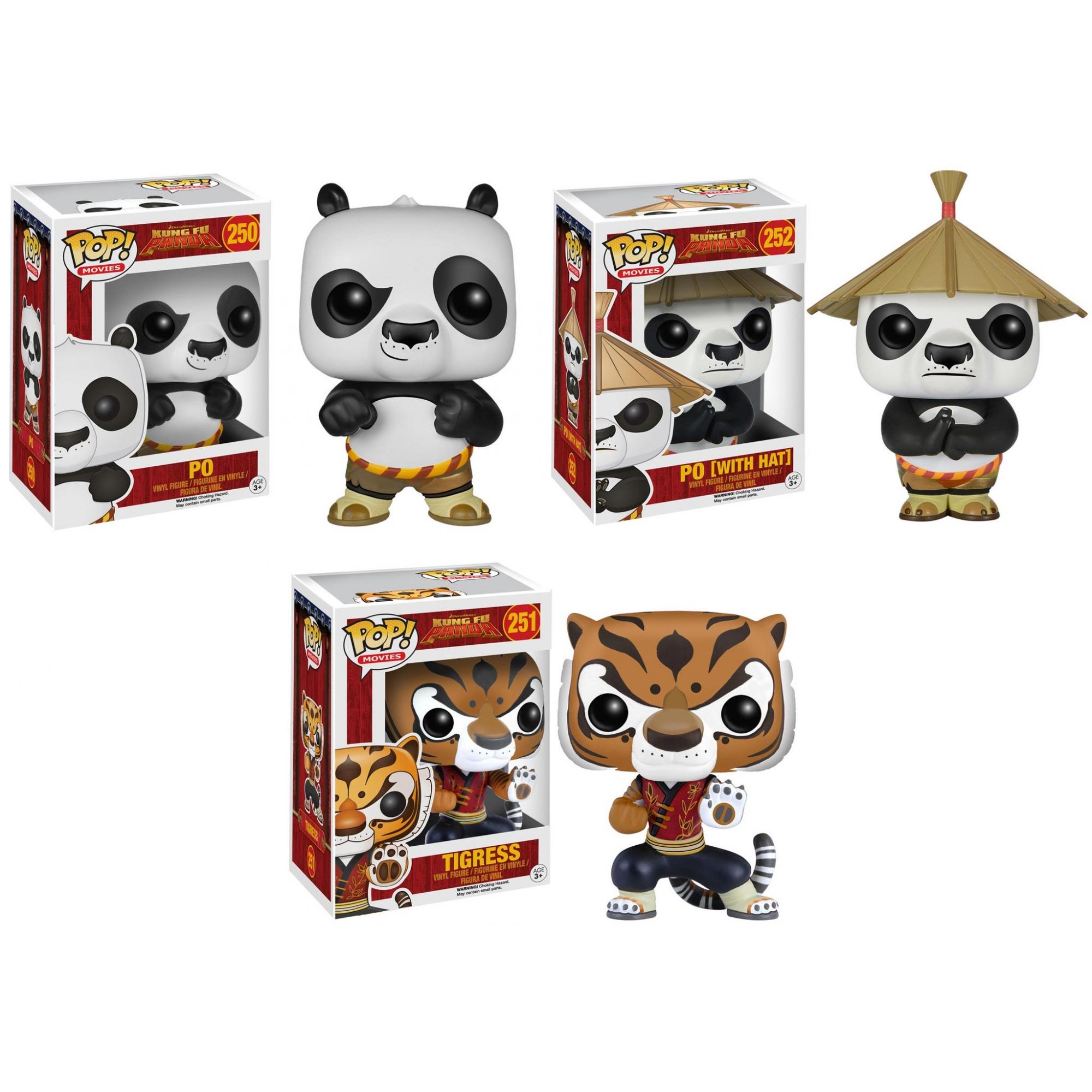 Kung Fu Panda - Funko Pop! Movies