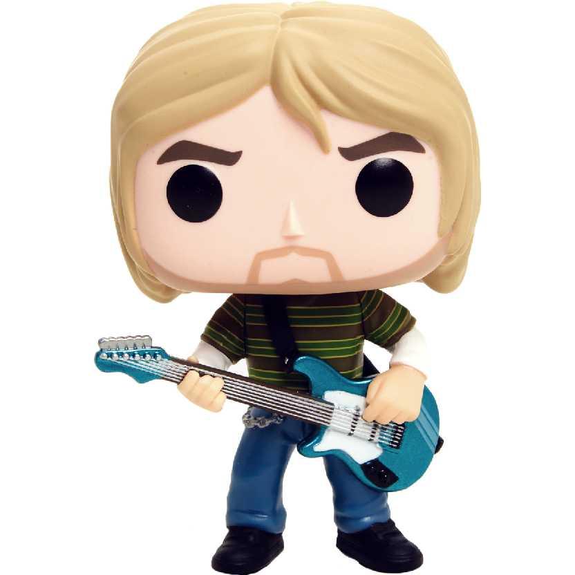 Kurt Cobain #65 - Nirvana - Funko Pop! Rock