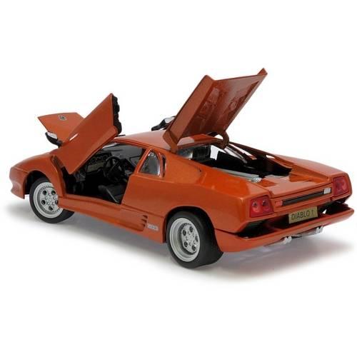 Lamborghini Diablo - Escala 1:24 - Motormax