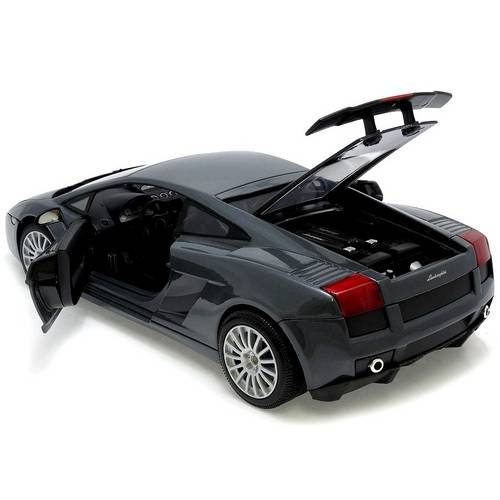 Lamborghini Gallardo Superleggera - Escala 1:18 - Motormax