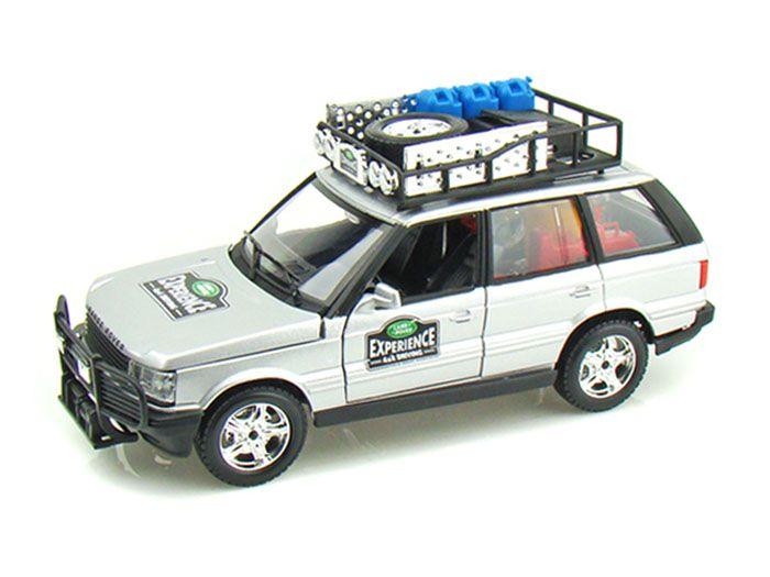Land Rover Range Rover Discovery - Escala 1:26 - Bburago