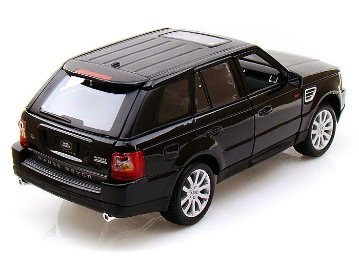 Land Rover Range Rover Sport - Escala 1:18 - Bburago