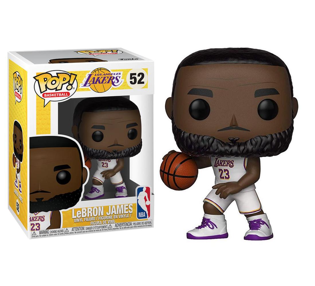 LeBron James #52 Los Angeles Lakers NBA - Funko Pop! Basketball
