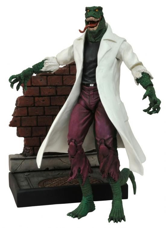 Lizard ( Lagarto ) - Marvel Select - Diamond Select Toys
