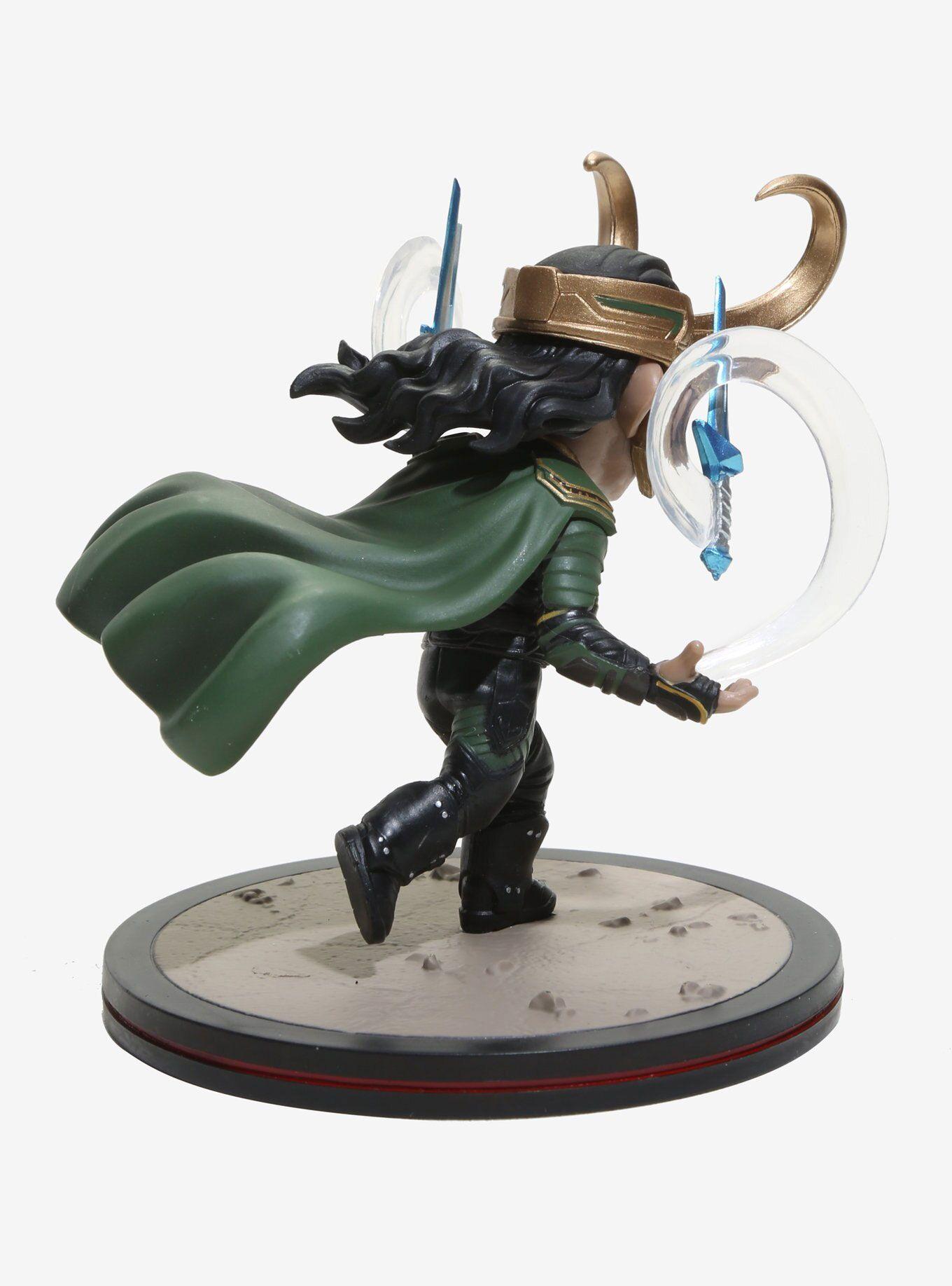 Loki - Thor Ragnarok - Q-Fig - Quantum Mechanix
