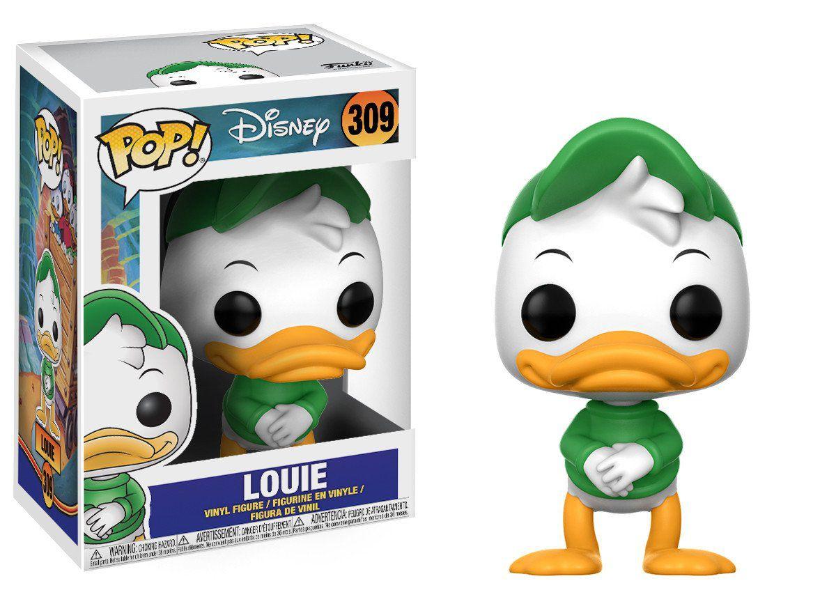 Louie #309 ( Luisinho ) - Ducktales Os Caçadores de Aventuras - Funko Pop! Disney
