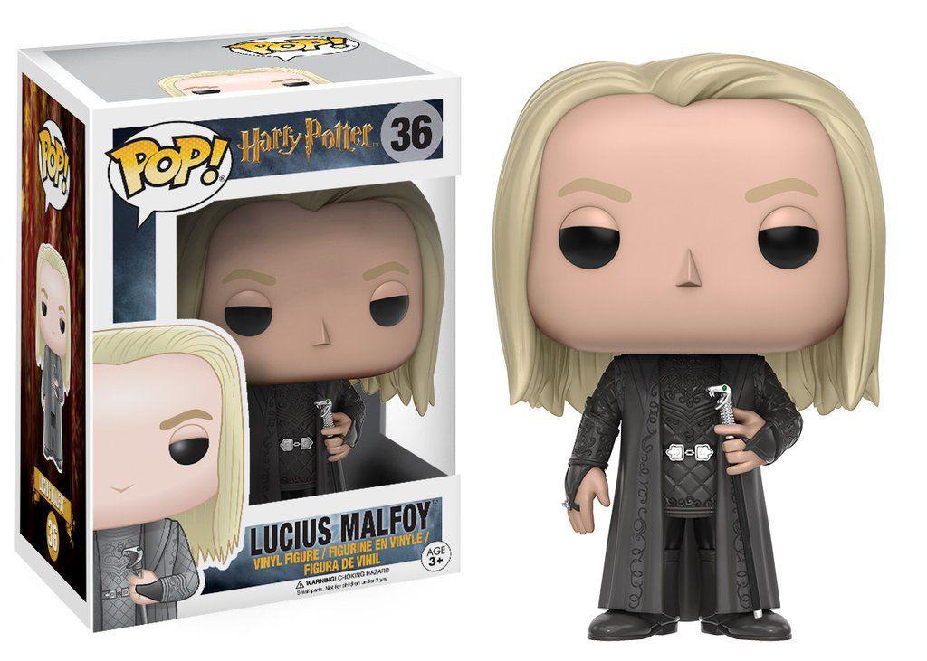 Lucius Malfoy #36 - Harry Potter - Funko Pop!