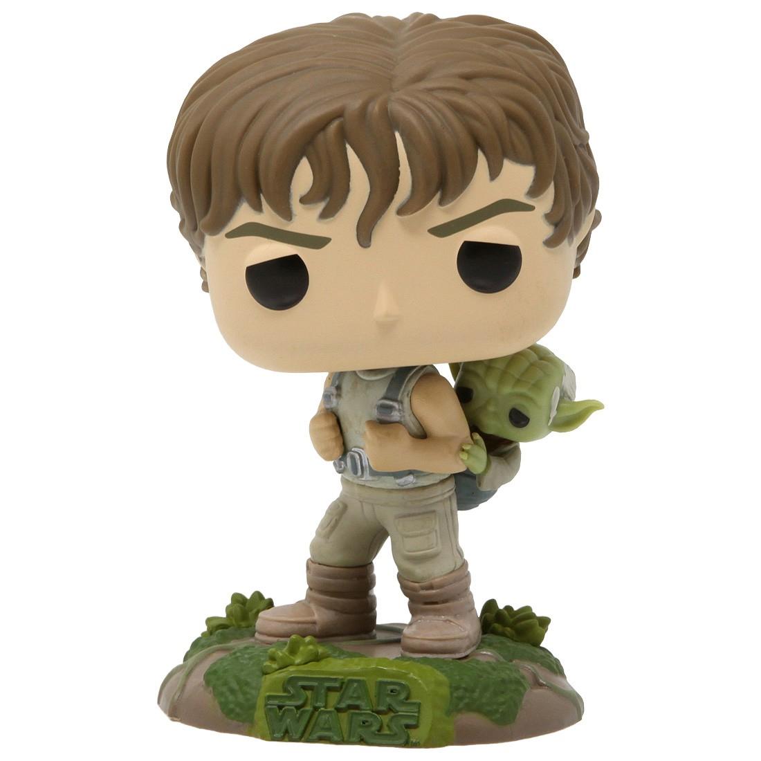 Luke Skywalker & Yoda #363 - Star Wars - Funko Pop!