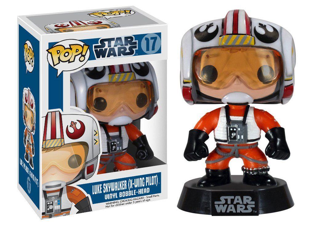 Luke Skywalker X-Wing Pilot #17 - Star Wars - Funko Pop!