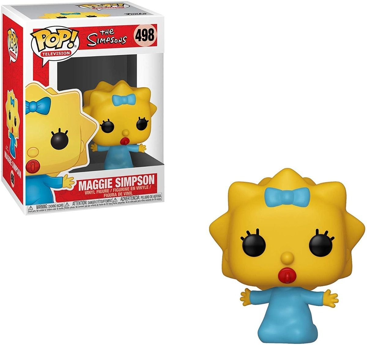 Maggie Simpsons #498 - The Simpsons - Funko Pop! Television