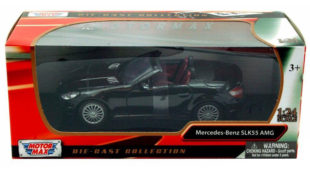 Mercedes-Benz SLK 55 AMG - Escala 1:24 - Motormax