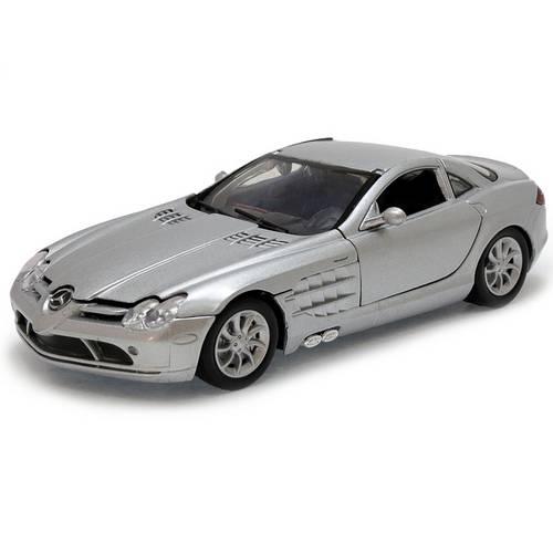 Mercedes-Benz SLR McLaren - Escala 1:24 - Motormax