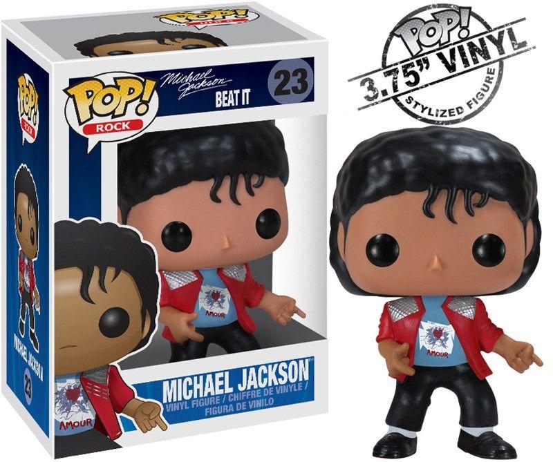 Michael Jackson Beat It #23 - Funko Pop! Rock
