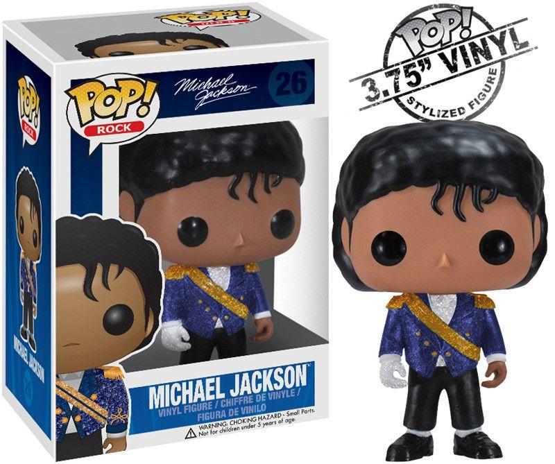 Michael Jackson Military #26 - Funko Pop! Rock