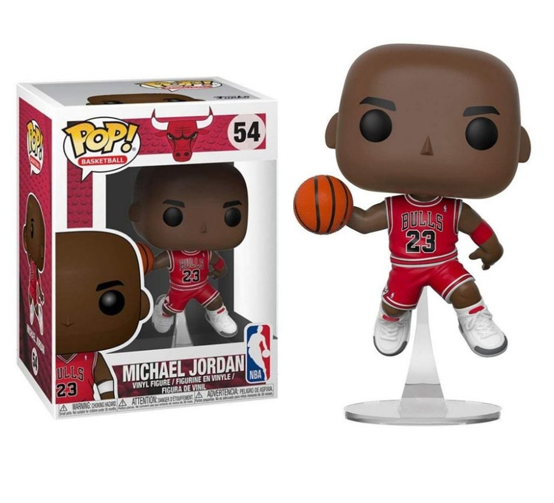 Michael Jordan #54 - Funko Pop! Basketball