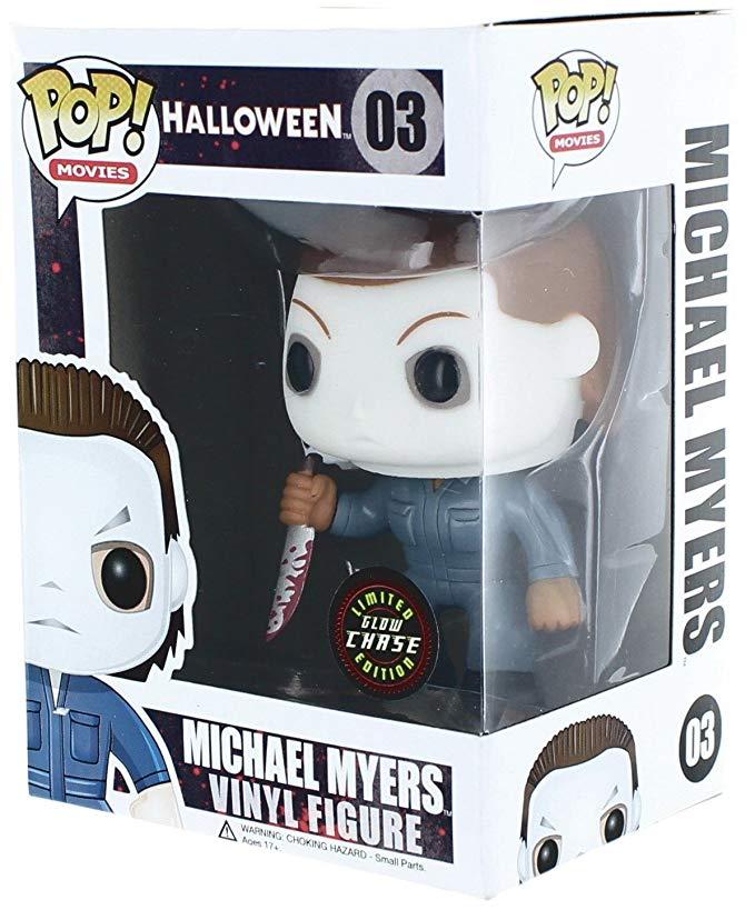Michael Myers #03 - Halloween - Funko Pop! Movies Chase