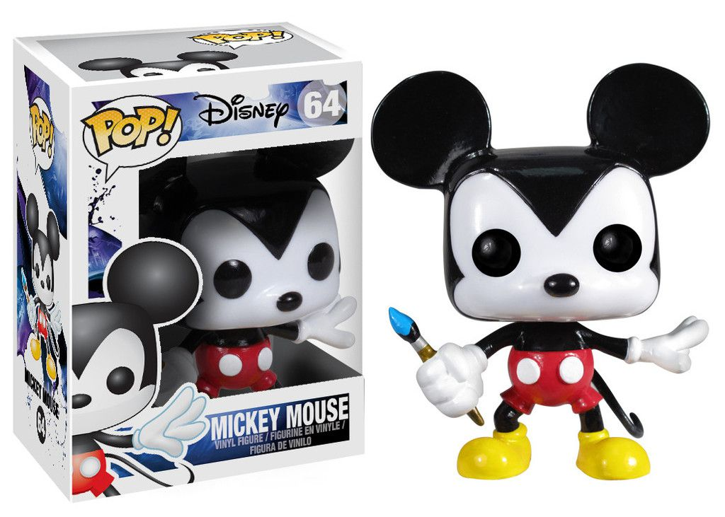 Mickey Mouse #64 - Epic Mickey - Funko Pop! Disney