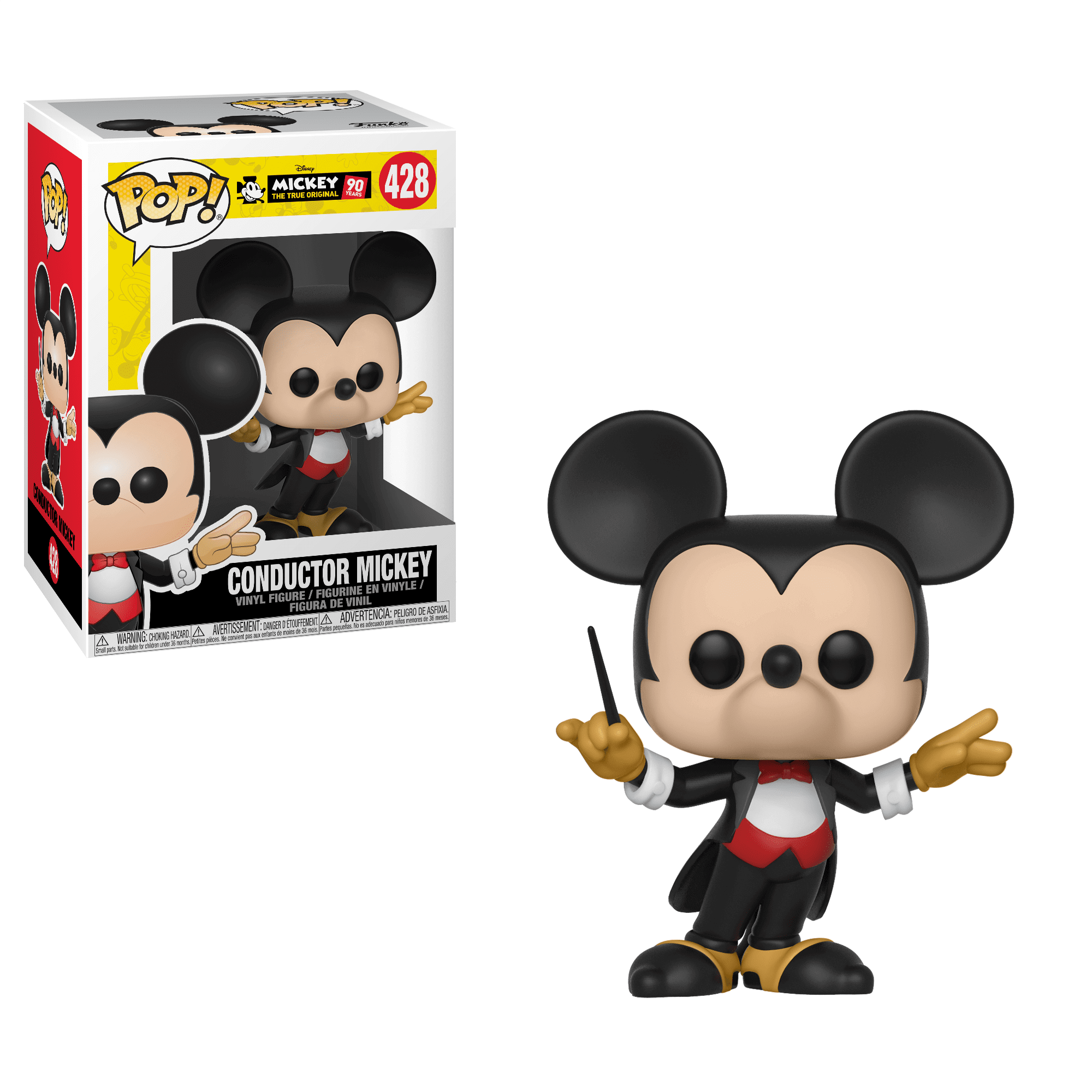 Mickey Mouse Conductor #428 - Funko Pop! Disney