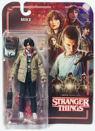 Mike - Stranger Things - McFarlane