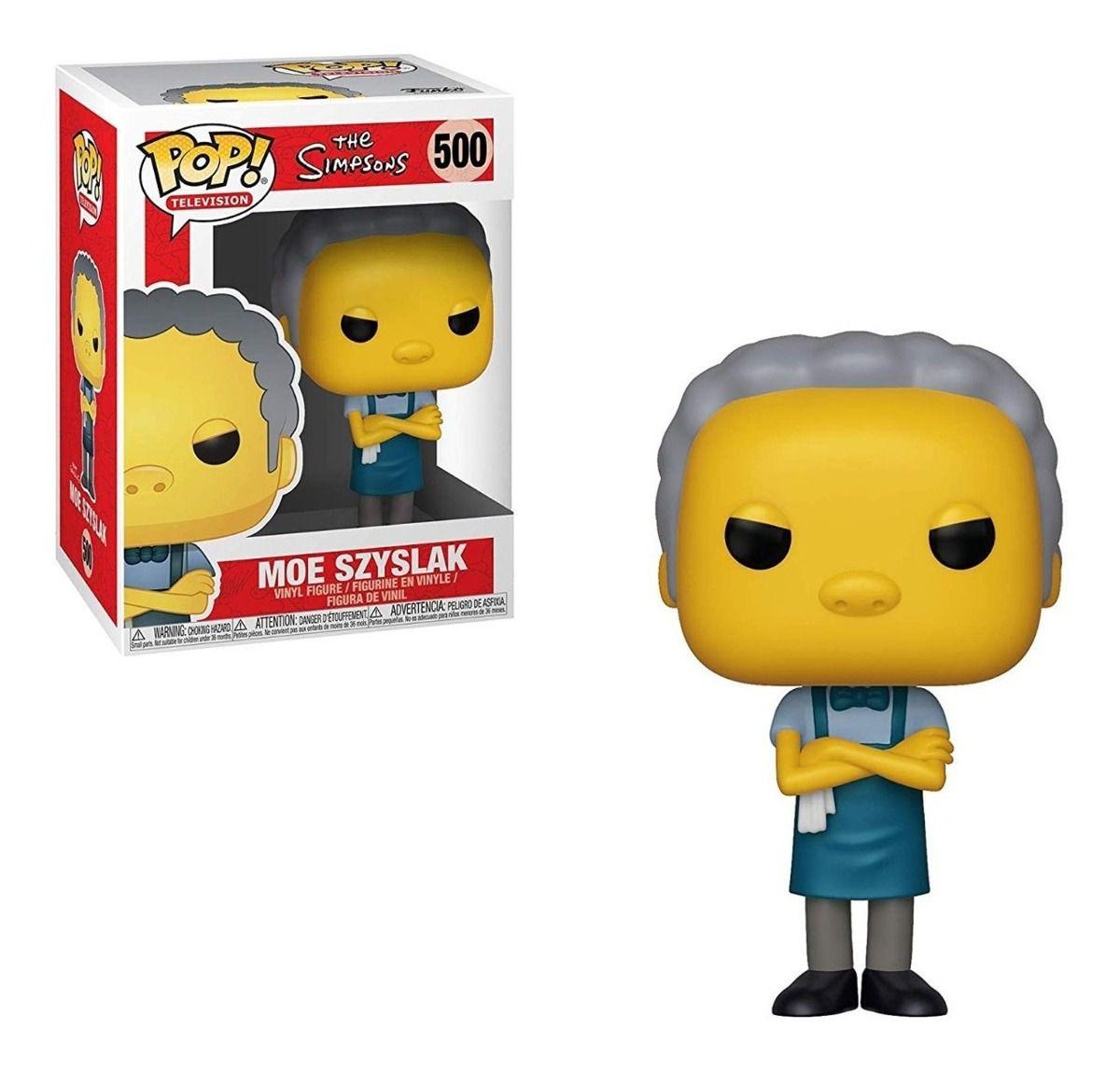 Moe Szyslak #500 - The Simpsons - Funko Pop! Television