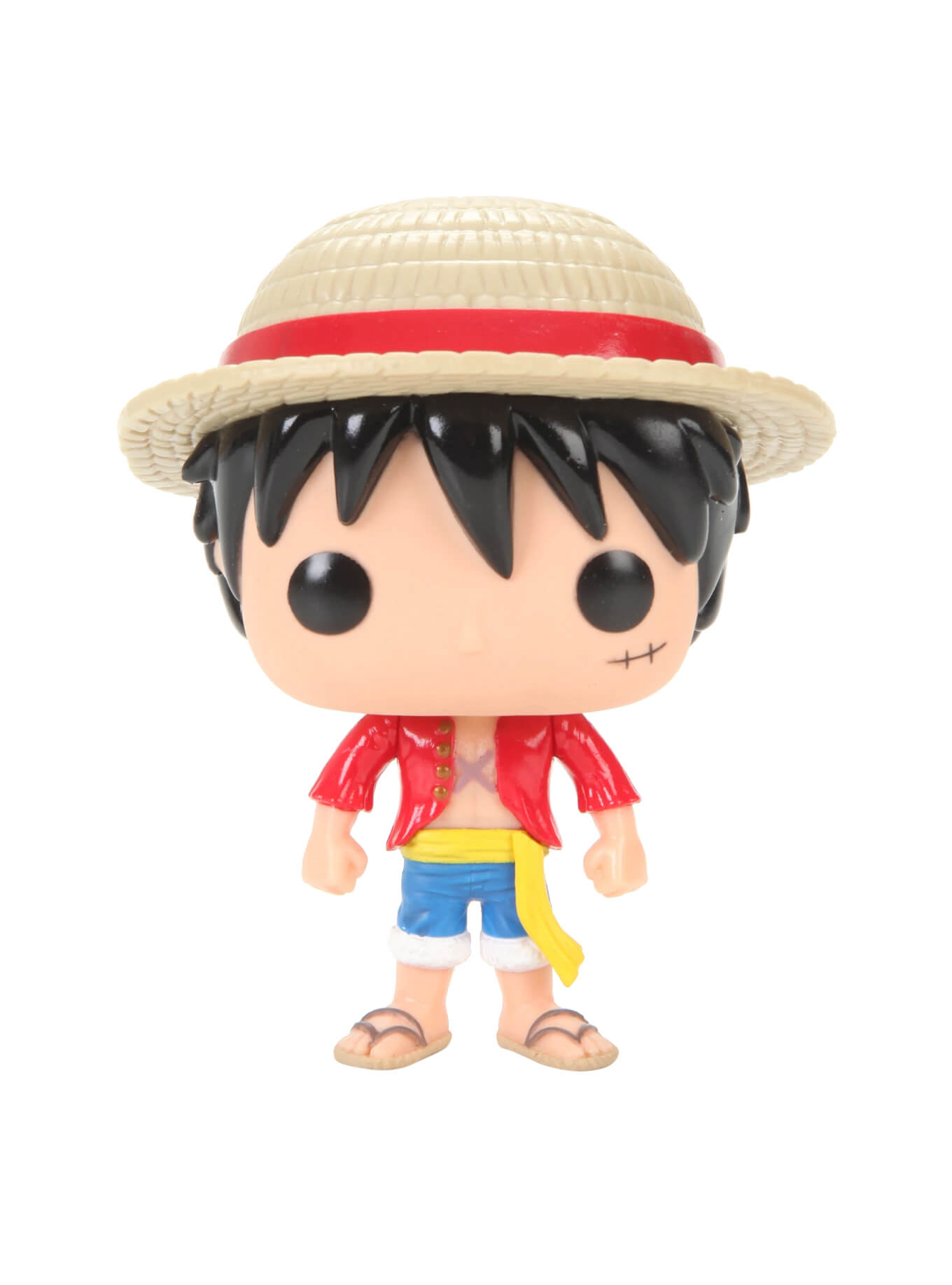 Monkey D. Luffy #98 - One Piece - Funko Pop! Animation