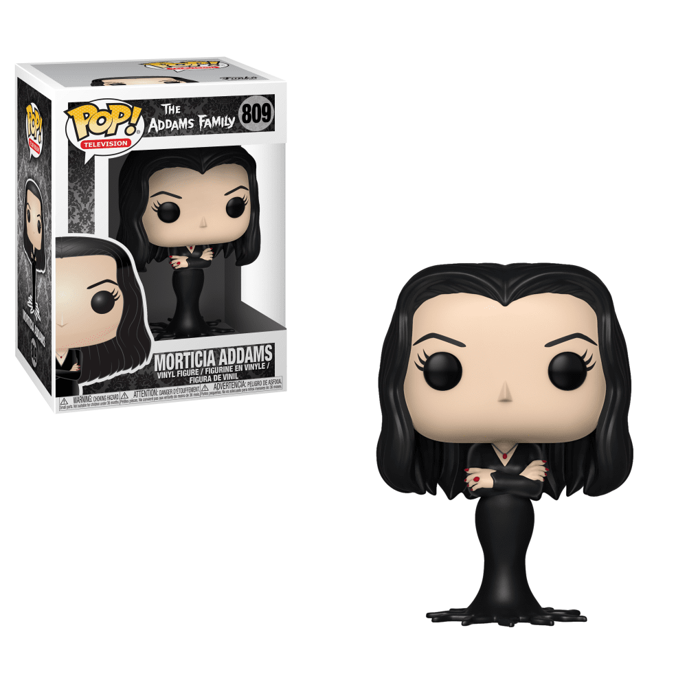 Morticia #809 - The Addams Family (A Família Addams) - Funko Pop! Television