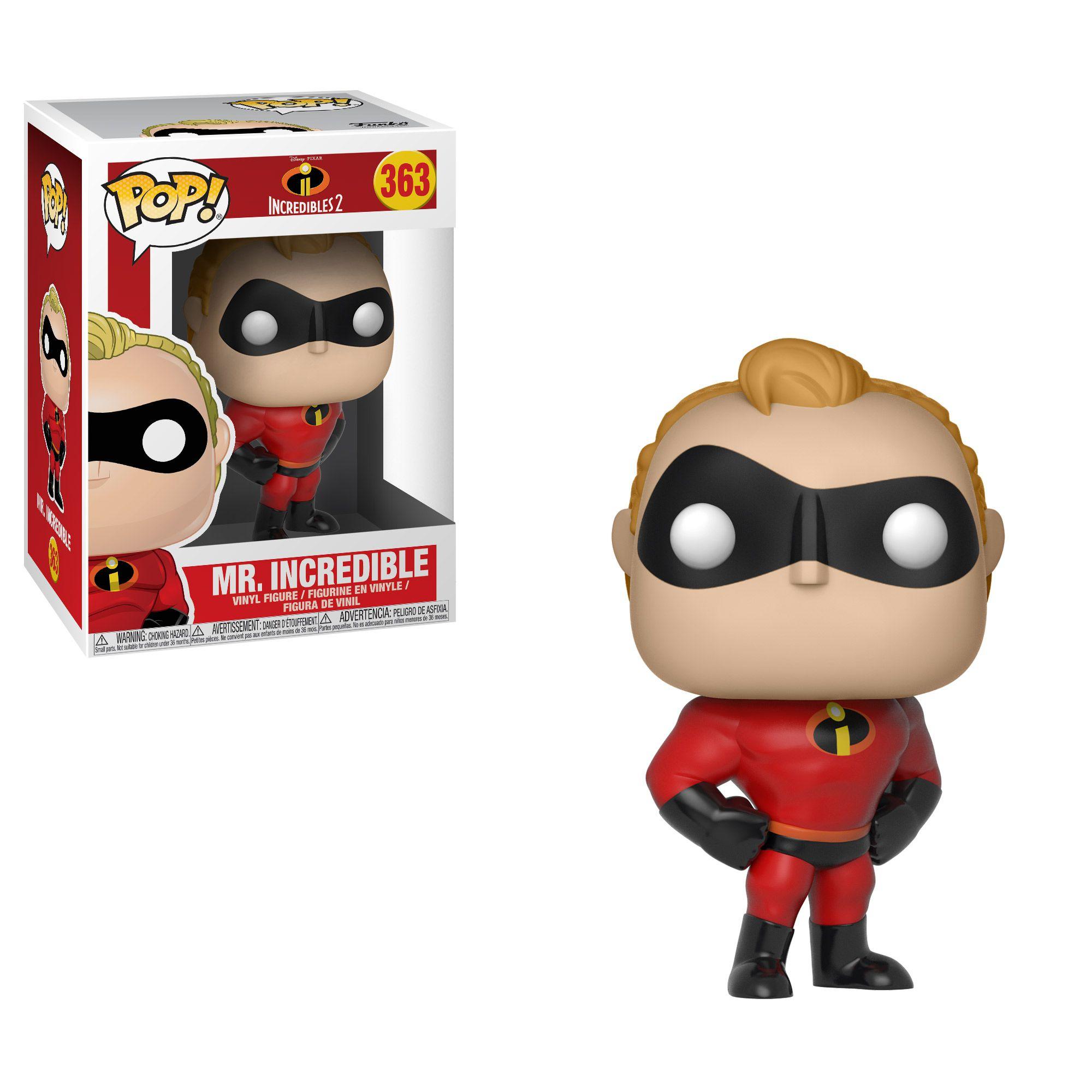Mr. Incredible #363 ( Senhor Incrível ) - The Incredibles II ( Os Incríveis 2 ) - Funko Pop!