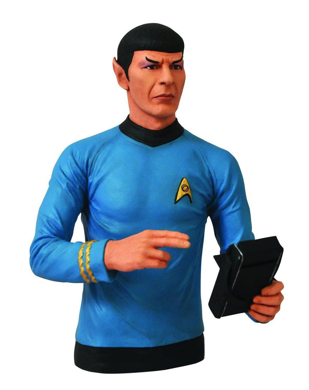 Mr. Spock Bust Bank - Star Trek - Diamond Select Toys